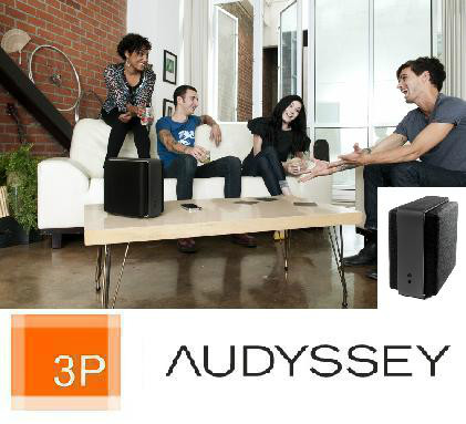 Audyssey Audio Dock Air
