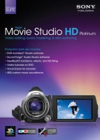 Sony Movie Studio Vegas 11 HD Platinum Suite