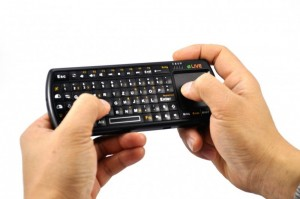 Eastar eLIVE Wireless 2.4G Micro Tastatur LED